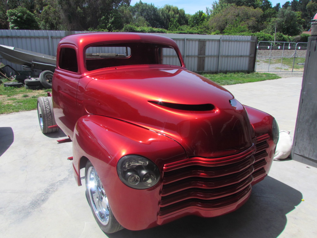 <span>48 Chev Pickup Project Cover</span></p>