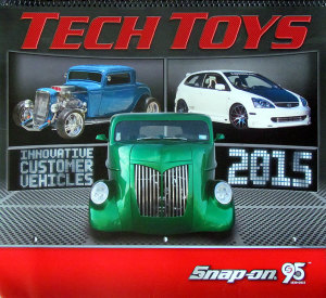 Snap-on-calendar-cover