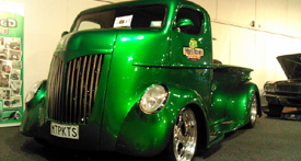 Ford Cabover
